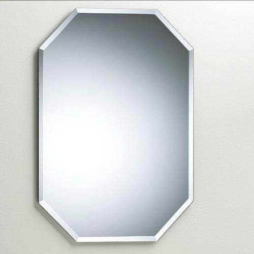 Gương nghệ thuật khung viền inox MIKEN MKG-NT0069