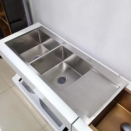 Chậu rửa bát Handmade Inox 304 Miken MKRB-10045CB