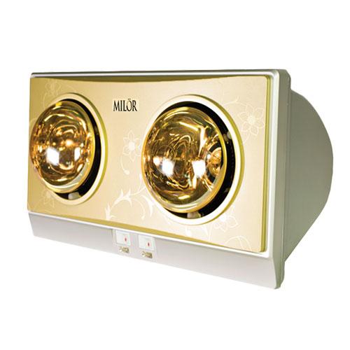 Đèn sưởi nhà tắm Milor ML6002