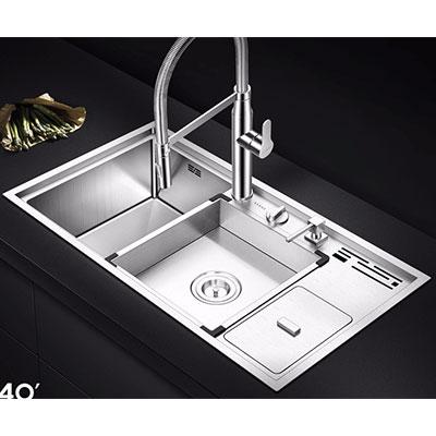 Chậu rửa bát Moonoah MN-8848