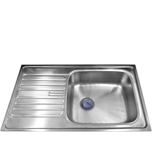 Chậu rửa bát Mirolin MT860-1B1D/L