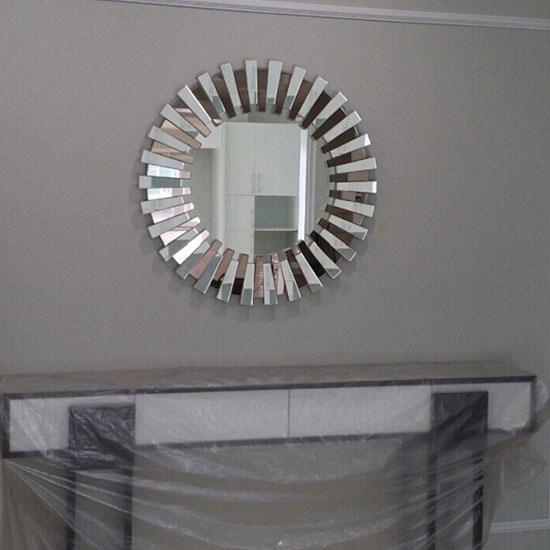 Gương trang trí phòng khách Navado Metasy