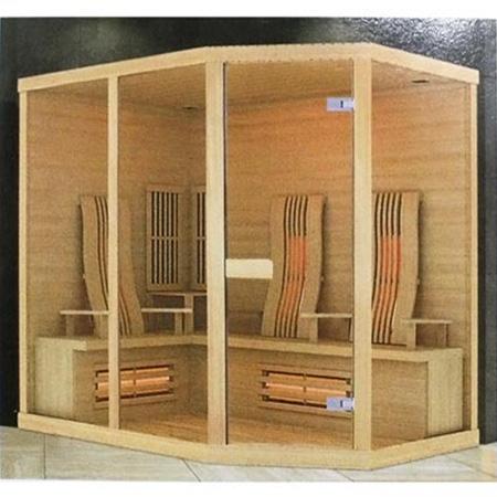 Phòng xông hơi khô Miken-226