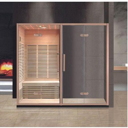 Phòng xông hơi khô Miken-8003