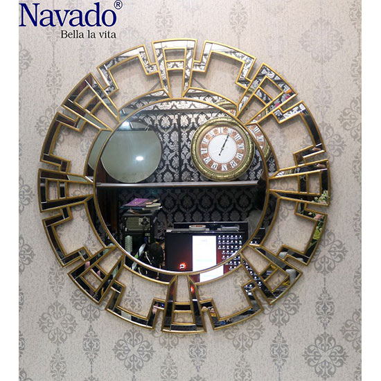 Gương decor trang trí Navado Mikita