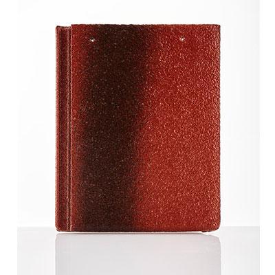 Ngói màu dạng phẳng SCG Milano Red