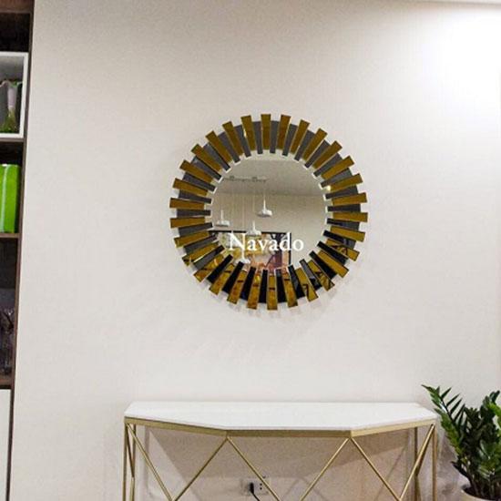 Gương trang trí phòng khách Navado Mystery