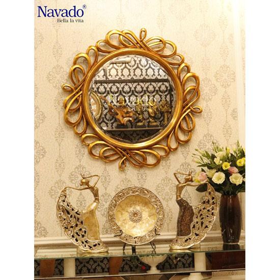 Gương trang trí phòng khách Navado NO13321