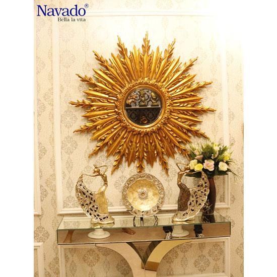 Gương nghệ thuật tân cổ điển Navado NO13602