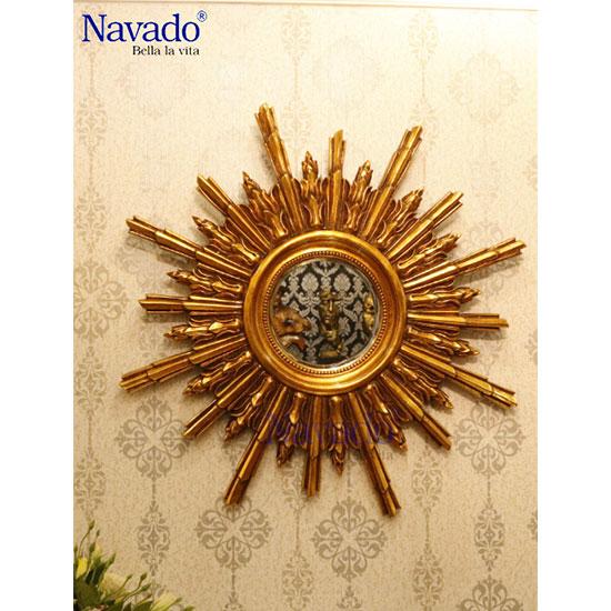 Gương trang trí phòng khách Navado NO14118