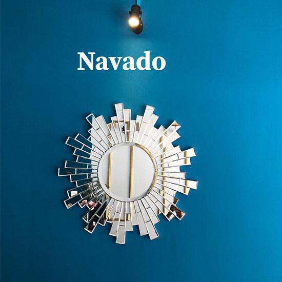 Gương trang trí bàn trang điểm Navado NO14858