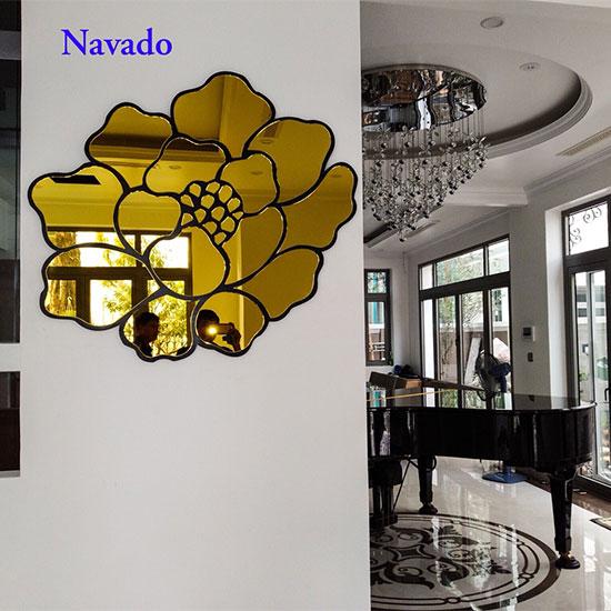Gương treo tường nghệ thuật Navado NO15370