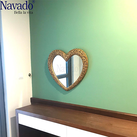 Gương tân cổ điển Navado NO15393
