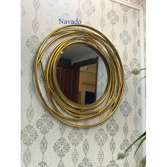 Gương nghệ thuật treo tường Navado NO15409