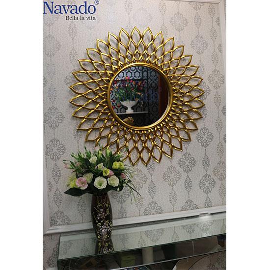Gương tân cổ điển Navado NO15433