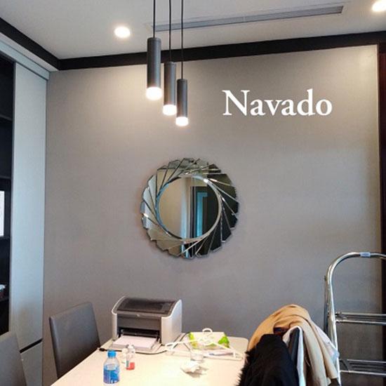 Gương trang trí phòng khách Navado NO15482