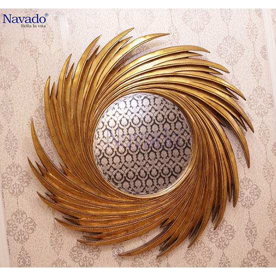 Gương tân cổ điển Navado Nut