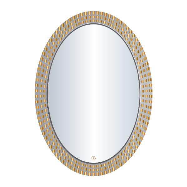Gương phôi mỹ QB Q114 50x70