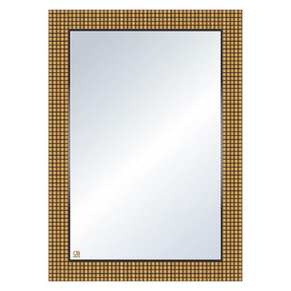 Gương phôi mỹ QB Q123 50x70