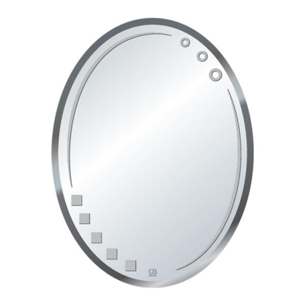 Gương phôi mỹ QB Q510 45x60