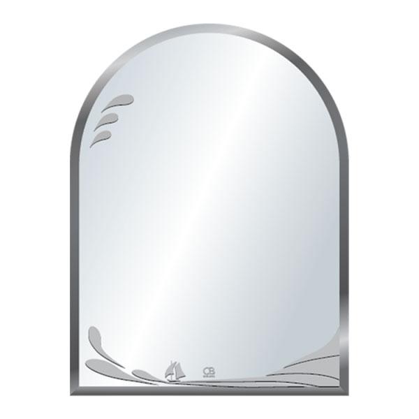 Gương phôi mỹ QB Q519 45x60