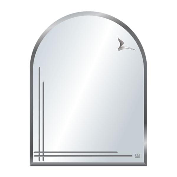 Gương phôi mỹ QB Q605 45x60