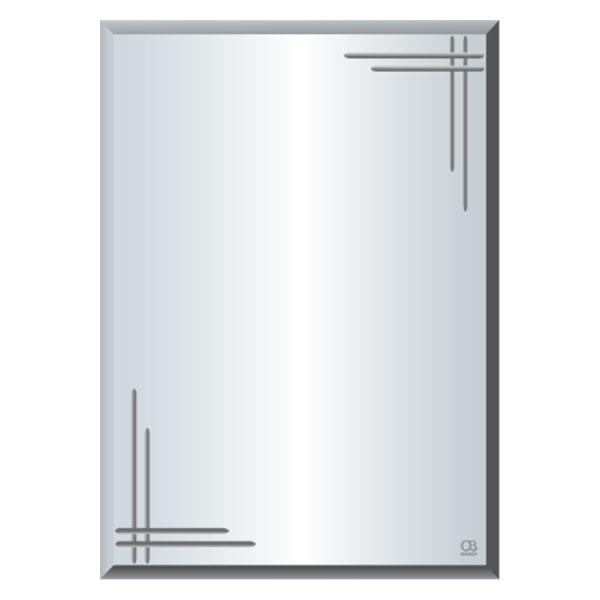 Gương phôi mỹ QB Q608 50x70