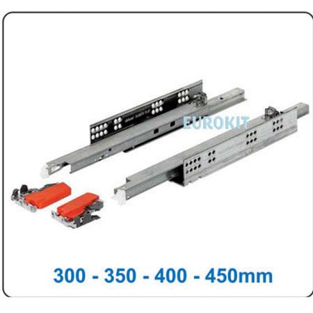 Ray âm giảm chấn Eurokit 300-350-400-450 mm