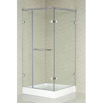 Phòng tắm vách kính Caesar SD4320AT-RI