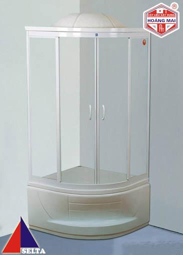 Cabin tắm vách kính Selta ST-1265VK