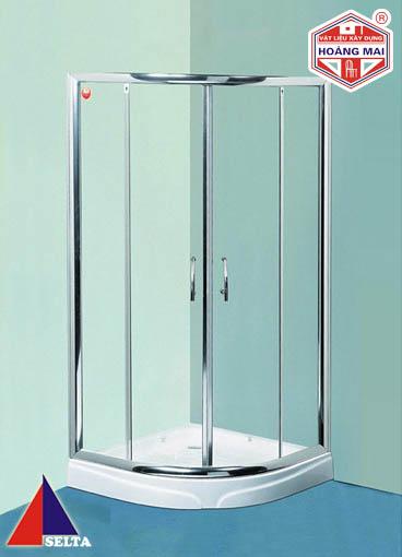 Cabin tắm vách kính Selta ST-1285VK