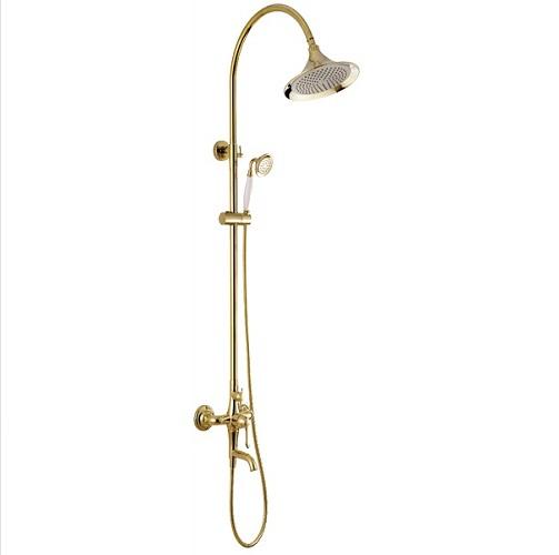 Sen cây tắm mạ vàng HCG 90181