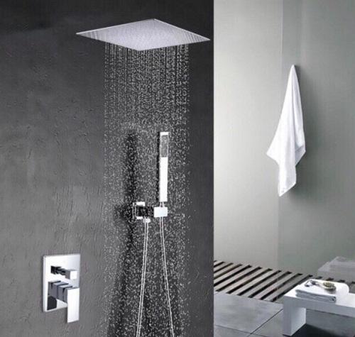 Sen tắm âm tường nhập khẩu bát vuông CRV-010V