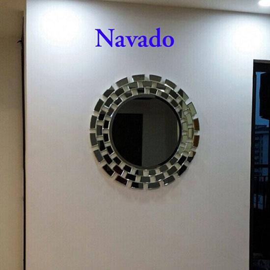 Gương trang trí phòng khách Navado Sunset