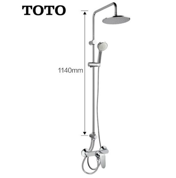 Sen cây Toto TBS04301B-DM907CS-DGH108ZR