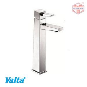 Vòi chậu lavabo nóng lạnh Valta TD-8113