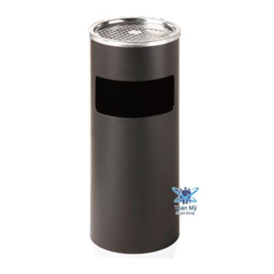 Thùng rác inox SafeVN TM 035