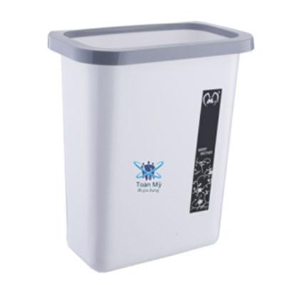 Thùng rác nhựa gắn tủ bếp SafeVN TM 119