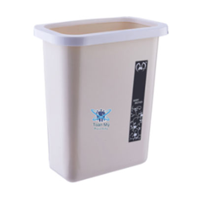 Thùng rác nhựa gắn tủ bếp SafeVN TM 120