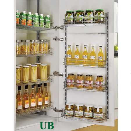 Tủ kho 4 tầng cánh mở Grob UB-445
