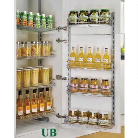 Tủ kho 4 tầng cánh mở Grob UB-460