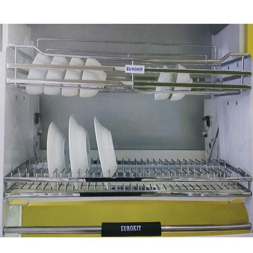 Giá bát đĩa nâng hạ Eurokit UC 700