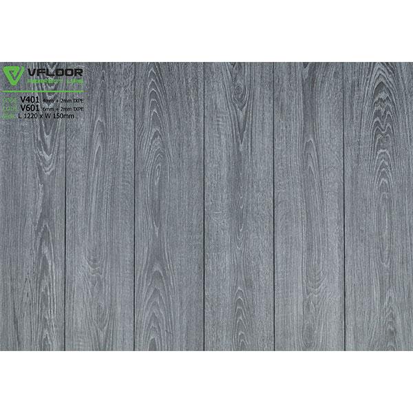 Sàn nhựa vân gỗ SPC Vfloor V401 (4mm)