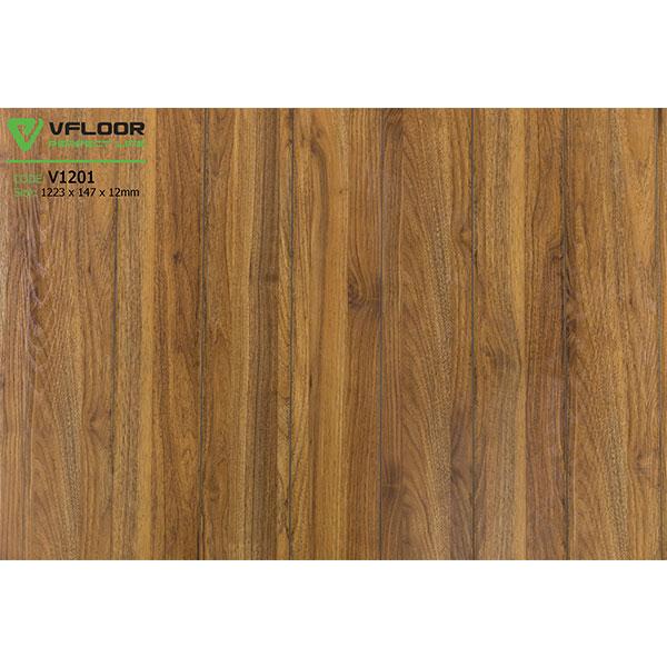 Sàn gỗ chịu nước Vfloor V1201 (12mm)