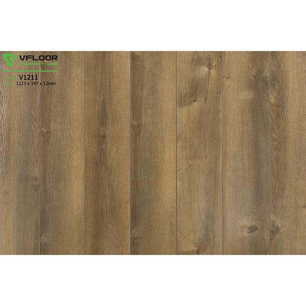 Sàn gỗ chịu nước Vfloor V1211 (12mm)