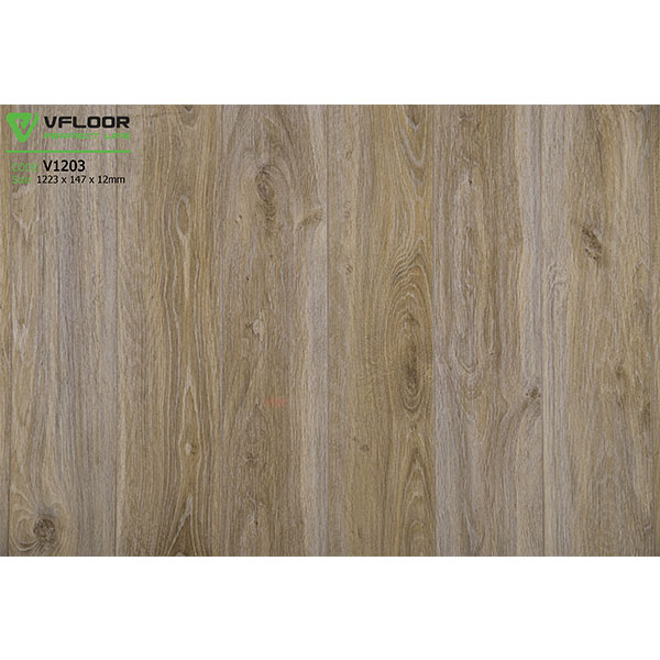 Sàn gỗ chịu nước Vfloor V1203 (12mm)