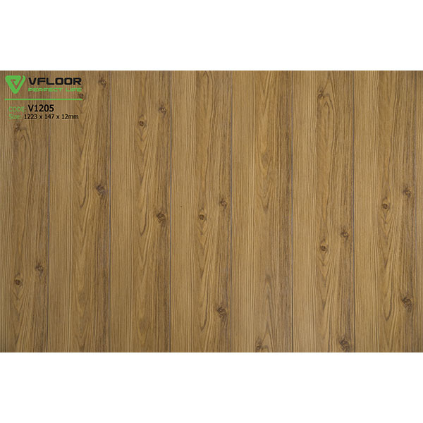 Sàn gỗ chịu nước Vfloor V1205 (12mm)
