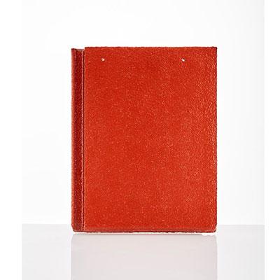 Ngói màu dạng phẳng SCG Volcanic Red