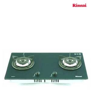 Bếp gas âm RINNAI RVB-2G - SCH(BK)