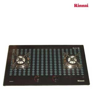 Bếp ga âm RINNAI RVB-2G - SCH(BK)